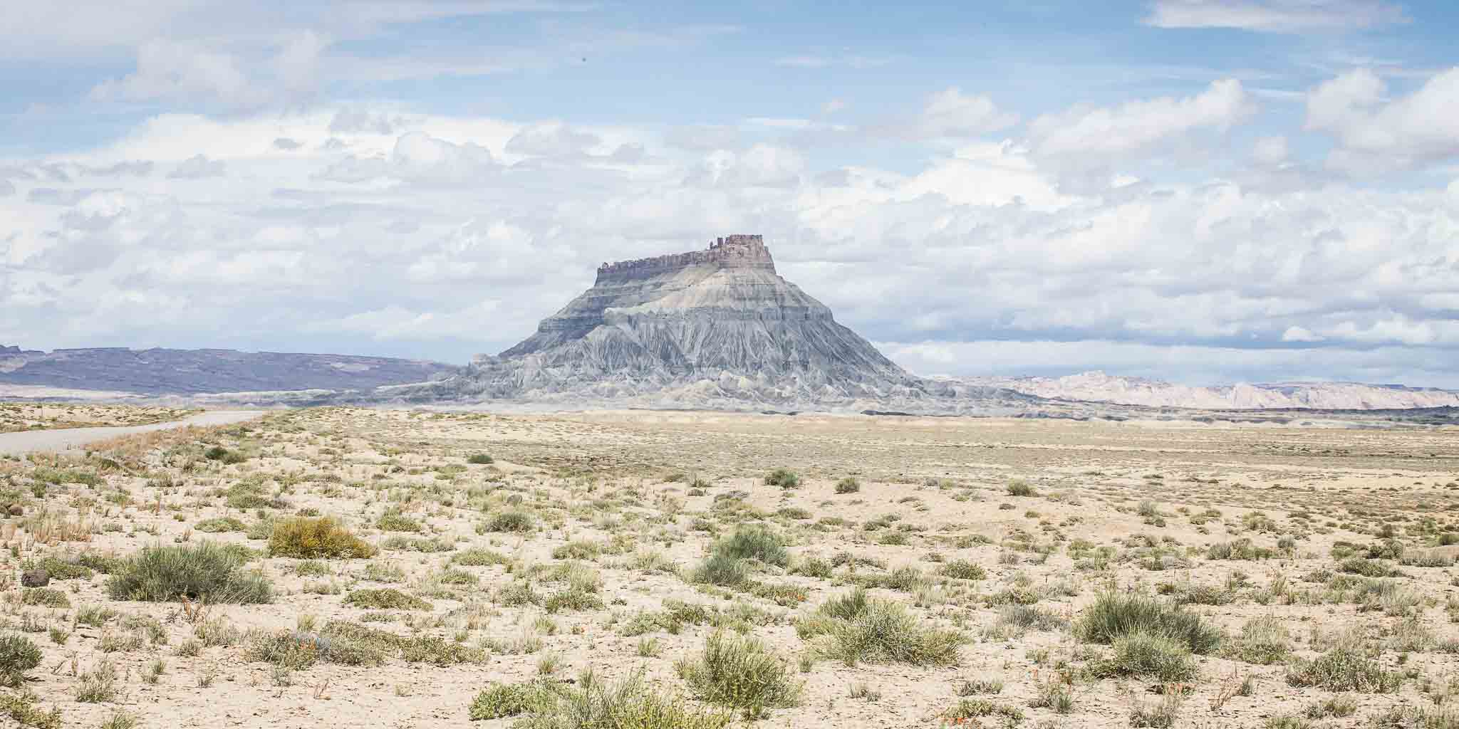 Factory Butte, Caineville Badlands, Caineville UT, May 6, 2015